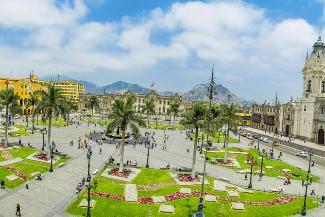 "Knowing Lima ""The city of the kings with a local guide"""