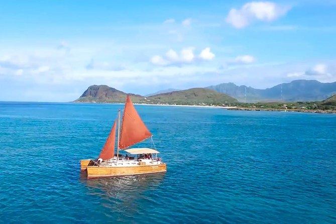 Polynesian Canoe Day Sail