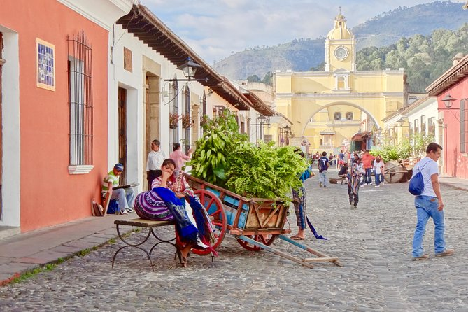 Private: Antigua Walking Tour