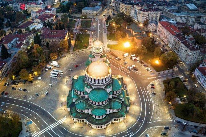 Burgas to Sofia Passenger Transfer