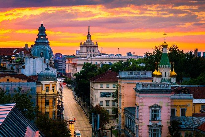 Pamporovo to Sofia Passenger Transfer
