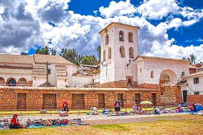 Chinchero - Maras - Moray (Full Day) - Private Tour