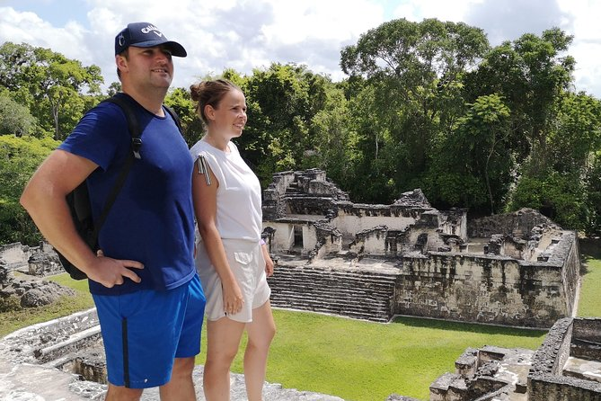 Tikal Guided Sunrise Tour in Small Group from Flores