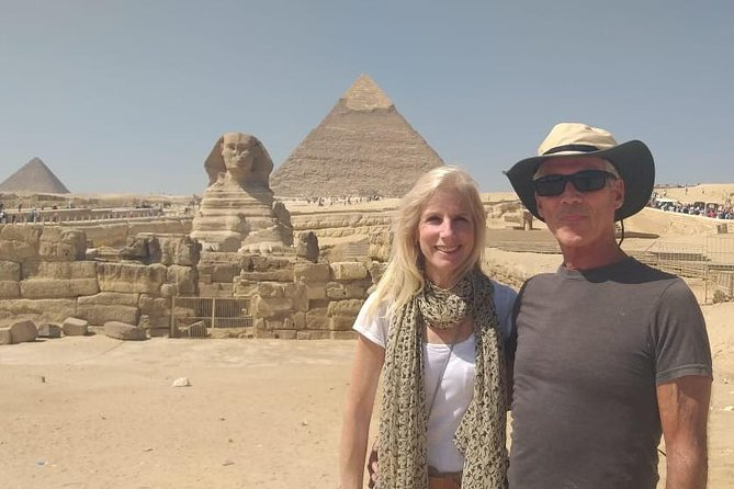 Private Best 5- Days Tour of Cairo, Giza& Alexandria