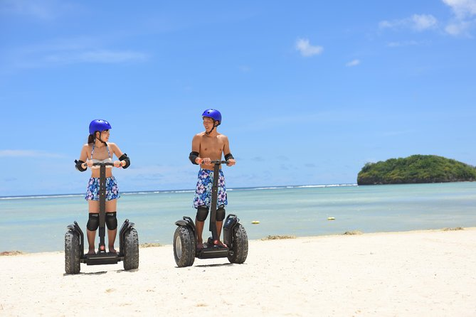 Segway (including 60-minute course / boarding course)