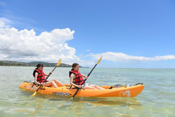 Kayaking & snorkeling tour