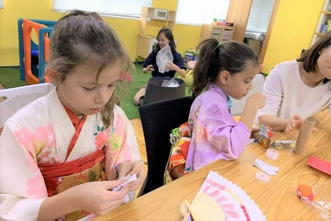 Cultural Immersion & Childcare (Kyoto with Kids Club - Family Experience Japan) photo 3