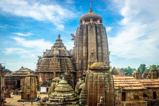 Bhubaneswar- Transfers+Hotel+Sightseeing (3 Days)