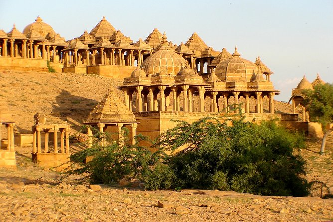 Jaisalmer- Transfers+Hotel+Sightseeing (3 Days)