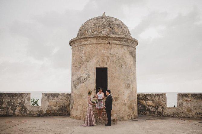 Elopement Wedding in Cartagena