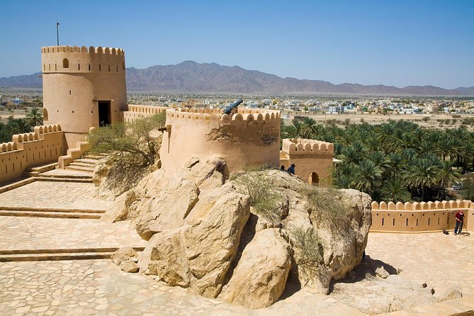 GUARANTEED FIT TOURS:DISCOVER MUSCAT 5 Days / 4 Nights