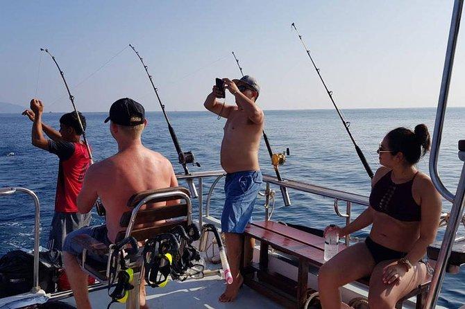 Racha Island Fishing Game From Phuket
