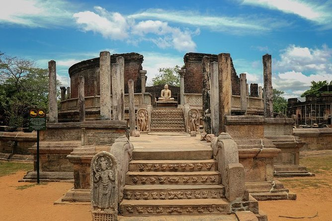 Private 5-Day-Highlights-Tour Around Sri Lanka