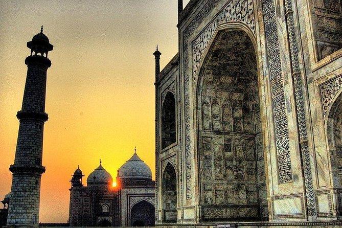 Evening Tour Agra's Mohabbat the Taj