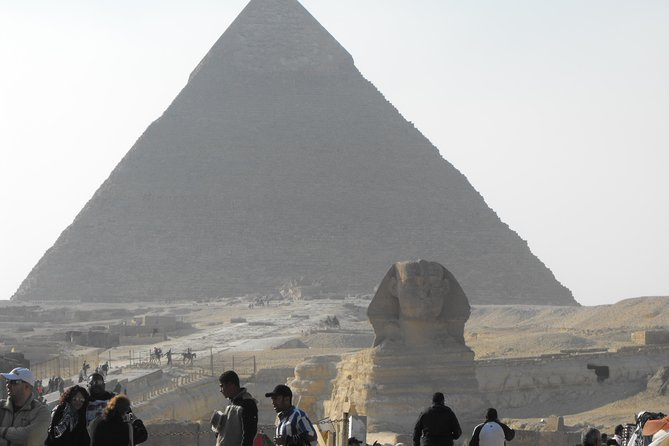 Exclusive Day with pharaohs secrets at Giza Pyramids Tour photo 2