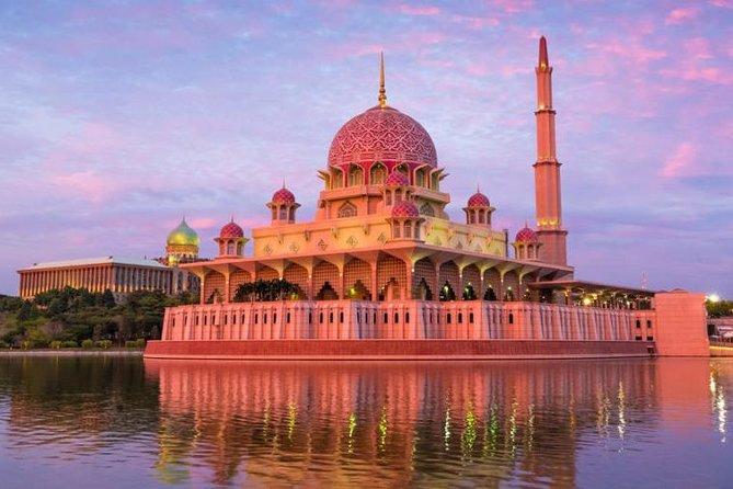 Putrajaya, Batu Caves & Kuala Lumpur City Full-Day Tour with Lunch