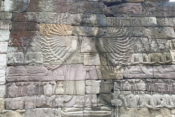 Private Tour to Banteay Chhmar Temple