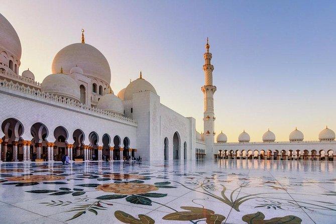 Full Day Abu Dhabi Sightseeing Tour
