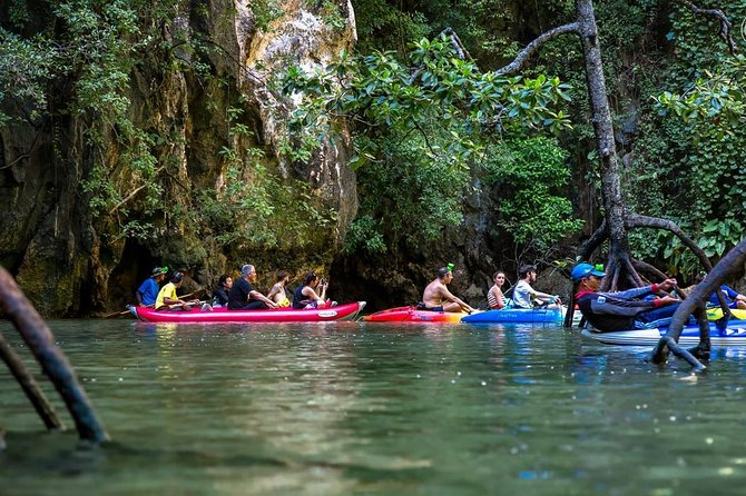 John Gray's Cave with Canoeing in Phang Nga Bay photo 7
