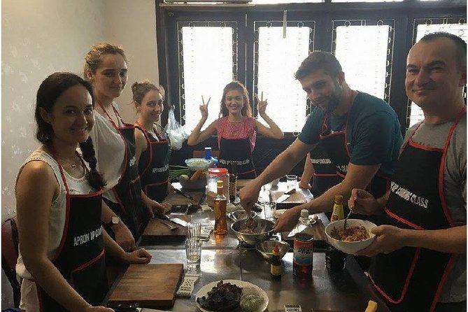 Hanoi Street Food Cooking Class photo 7