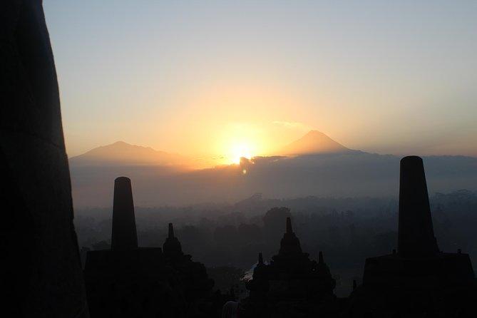 Exciting Borobudur Sunrise Tour