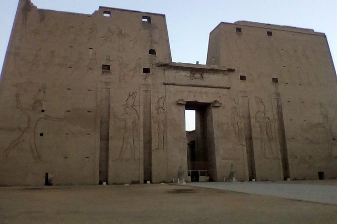 Temples of Edfu and kom ombo tour