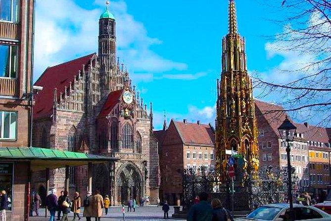 Nuremberg Combo Tour WW2 + Old Town
