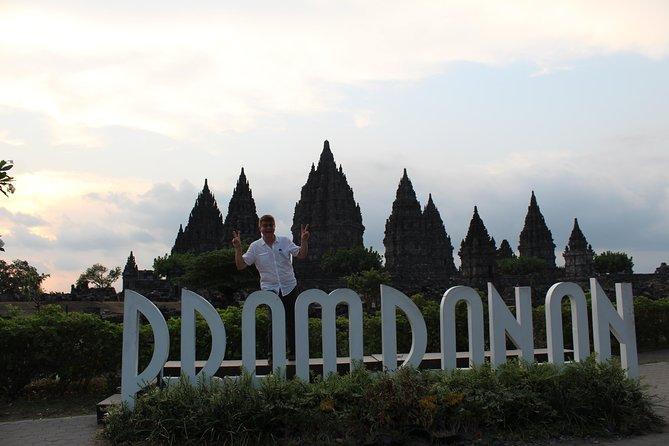 Prambanan complex temple