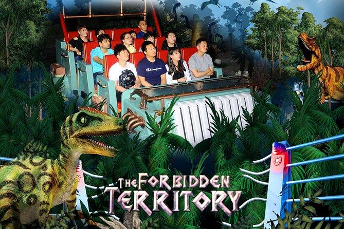 IMG World of Adventure med Photo Pass-biljetter