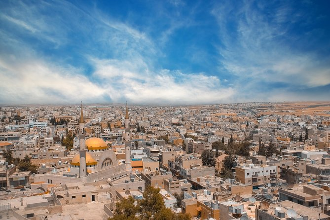 1-Night Private Overnight Madaba Independent Tour from Amman