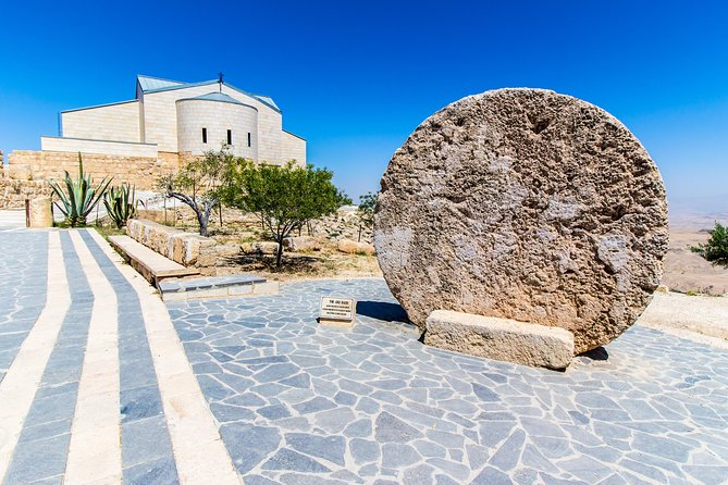 Private Tour Madaba, Mount Nebo, and The Dead Sea Day Trip with Amman Sightseeing photo 9