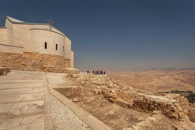 Private Tour Madaba, Mount Nebo, and The Dead Sea Day Trip with Amman Sightseeing photo 3