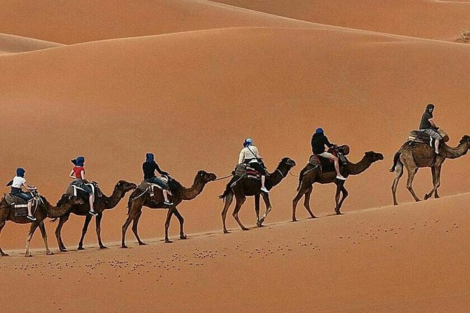 Sahara Desert Private 3 Days Trip From Marrakech photo 1