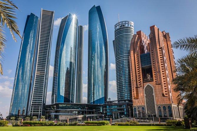 Abu Dhabi City Tour in Full Day from Dubai