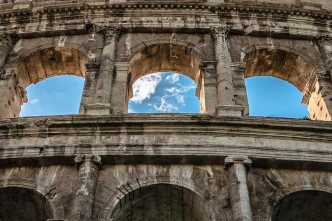 Morning Tour of Colosseum, Forum & Palatine Tour
