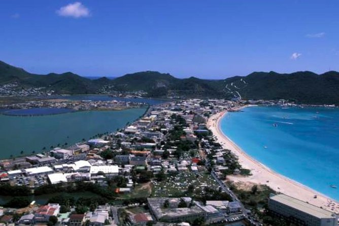 St Maarten Shore Excursion:Sights, Shopping & Sand Small Group Tour