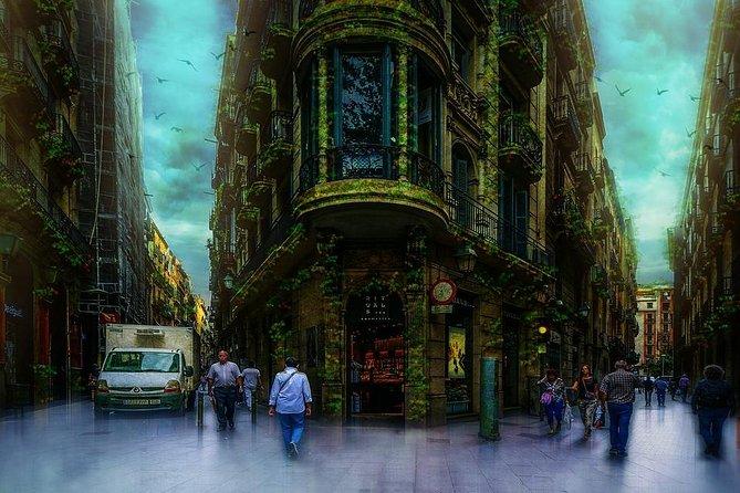 Barcelona Ghosts & Legends Tour
