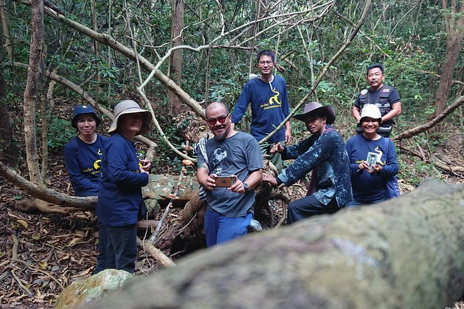 [Prachuap Khiri Khan] Kuiburi Wildlife Explore