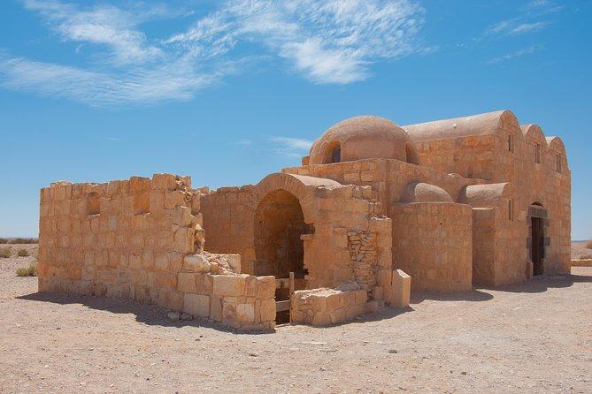 1-Day Desert Castle Private Tour from Dead Sea