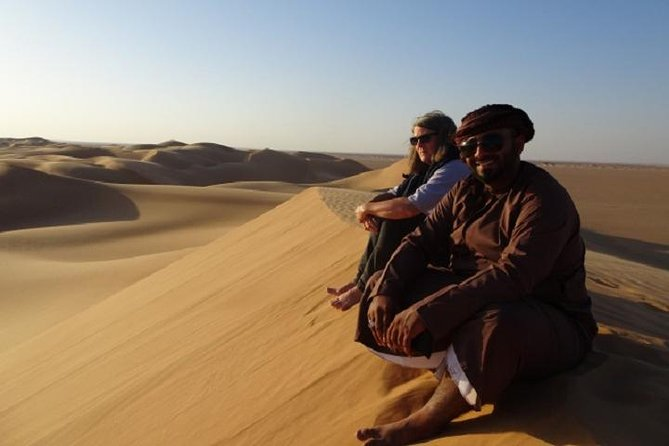 Empty Quarter & Lost City from Salalah