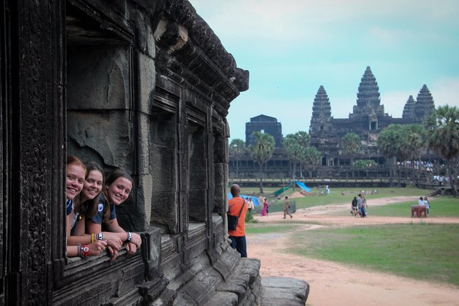 2Days Angkor Wat Private Day Tour And Waterfalls With Expert Guide photo 4