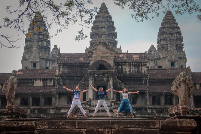 2Days Angkor Wat Private Day Tour And Waterfalls With Expert Guide photo 3