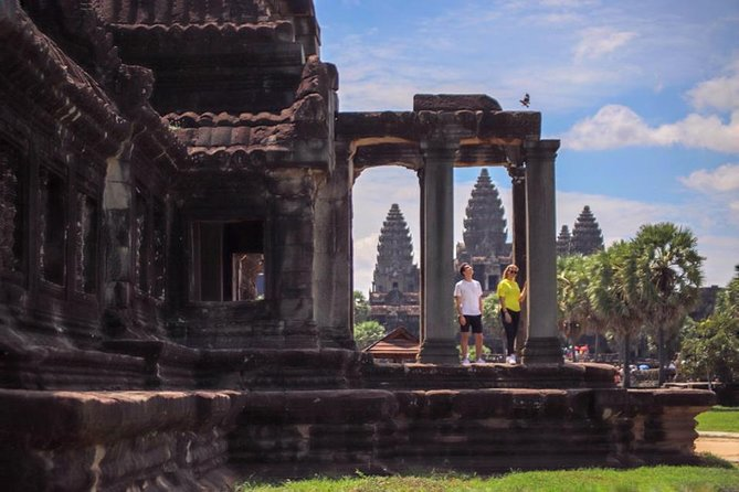 2Days Angkor Wat Private Day Tour And Waterfalls With Expert Guide photo 12