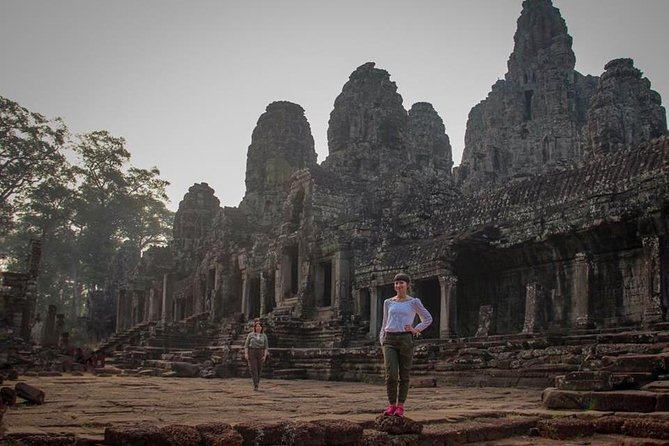 2Days Angkor Wat Private Day Tour And Waterfalls With Expert Guide photo 16