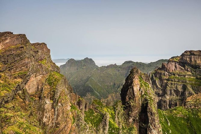 Pico do Areeiro - Pico Ruivo, levada walk, every Fridays and Sundays
