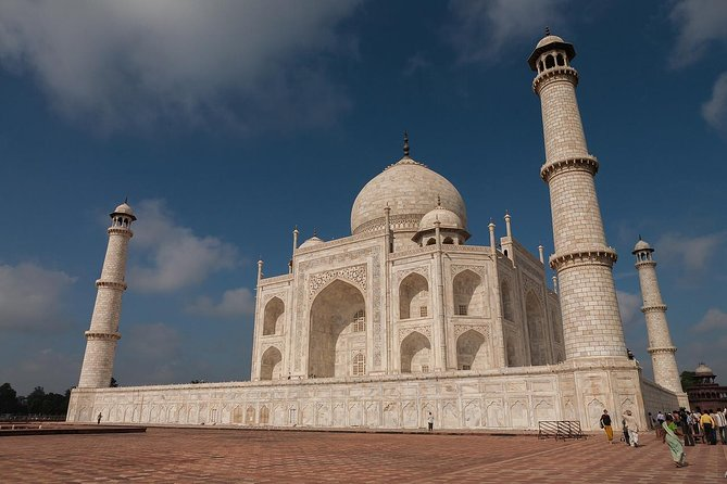 Taj Mahal Agra Fort Tour(guide And Transport)