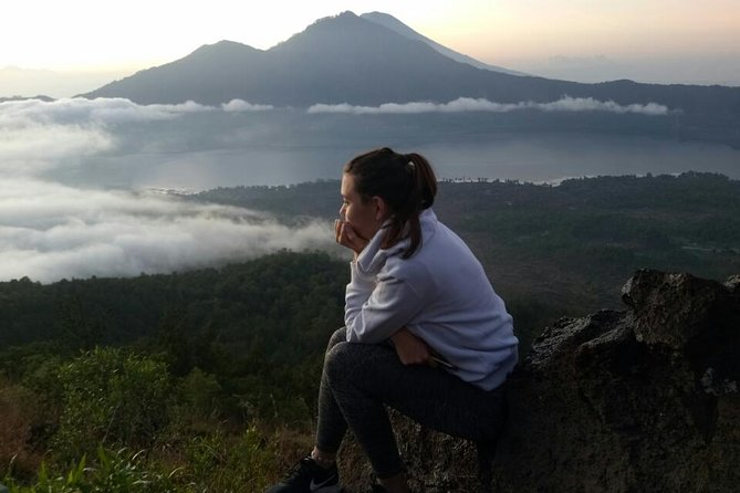 Sunrise At Mount Batur Trekking