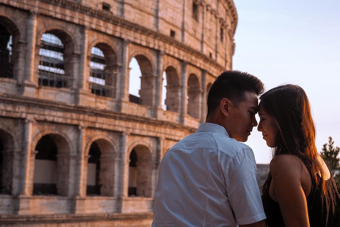 Have beautiful pictures at Colosseum with a Professional Photographer!