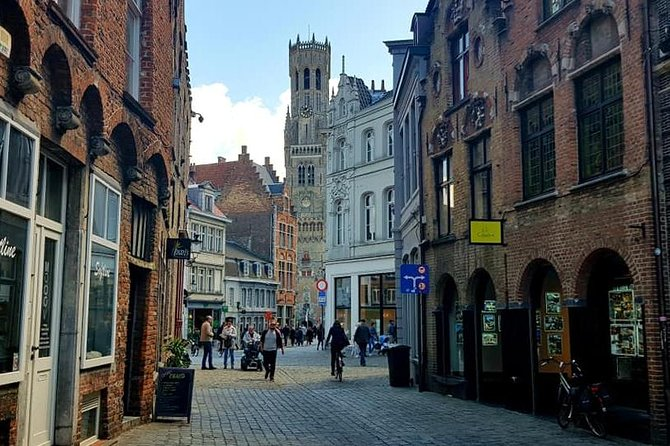 Private Bruges Food Walk (+ highlights)