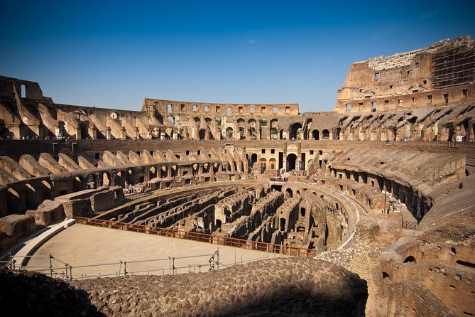 Semi Private Colosseum Arena Tour Gladiators Entrance with Roman Forum